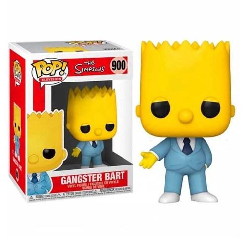 Funko POP Gangster Bart 900 The Simpson