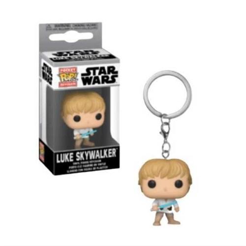 Funko Poket POP Keychain portachiavi Luke Skywalker Star Wars