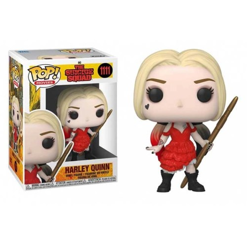 Funko Pop Harley Quinn 1111 The Suicide Squad