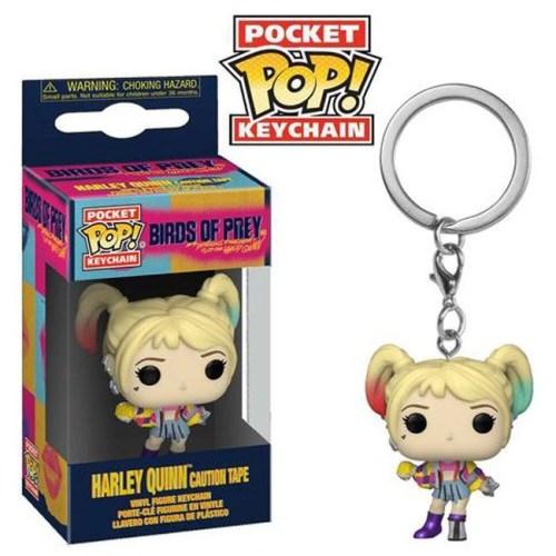 Pocket Pop Keychain Harley Quinn Birds of Prey