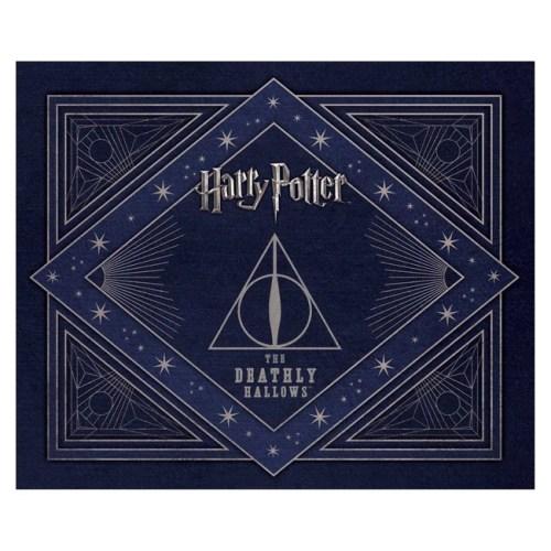 Set Doni della Morte Harry Potter Timbro Notebook e lettere