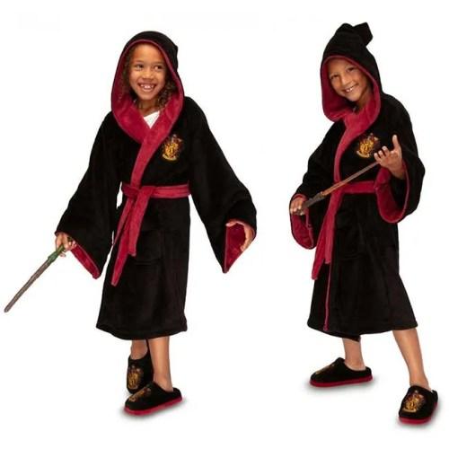 Accappatoio Grifondoro Harry Potter Bambino