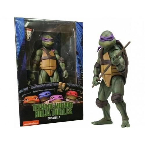 Action Figure Donatello Teenage Mutant Ninja Turtles Neca
