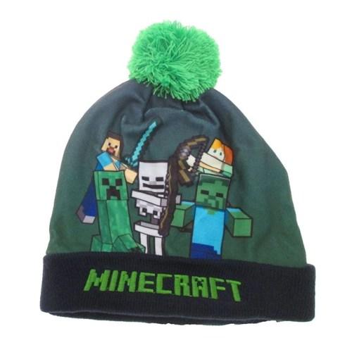 Berretto Minecraft Personaggi