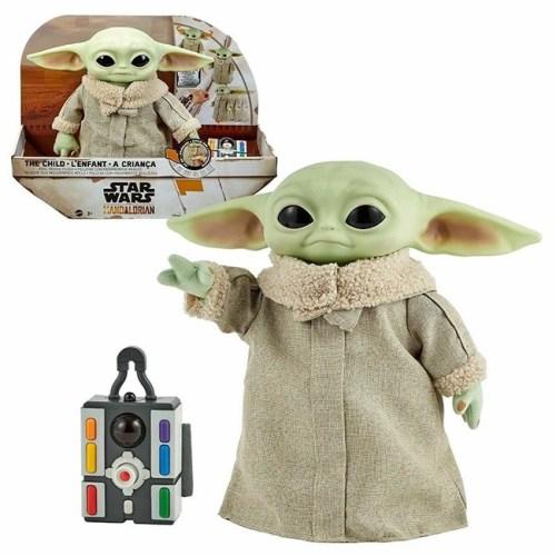 Star Wars The Mandalorian Elecrtonic Figure radio comandato The Child 28 cm