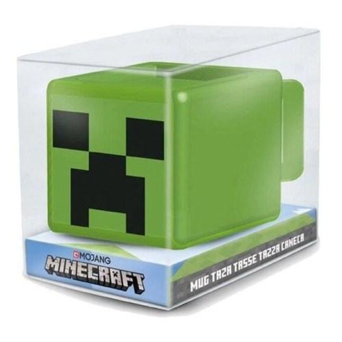 Tazza 3D Minecraft Creeper