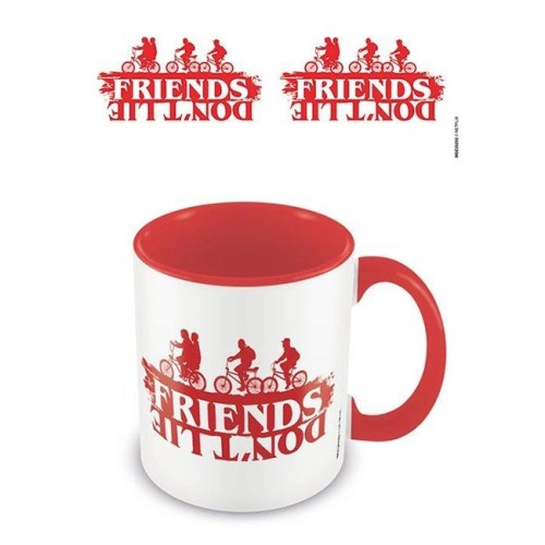 Tazza Stranger Things Friends Don't Lie
