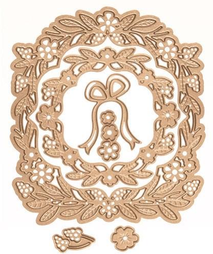 Spellbinders – Nestabilities Die – Labels 50 Decorative Accents