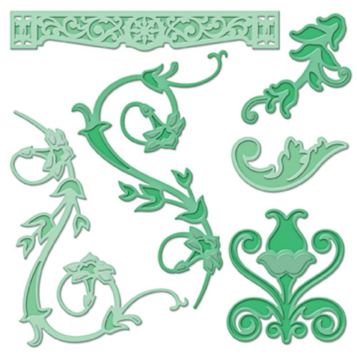 Spellbinders Architectural Accents
