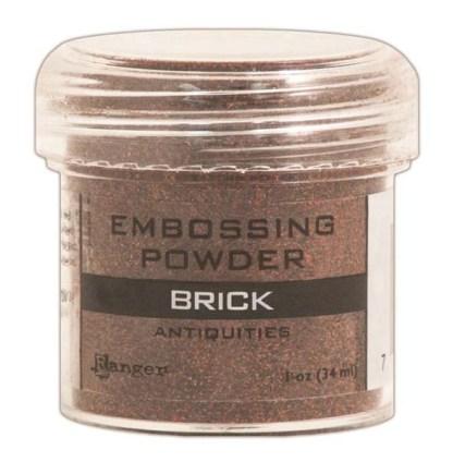 Polvo de Emboss, Brick, marca Ranger