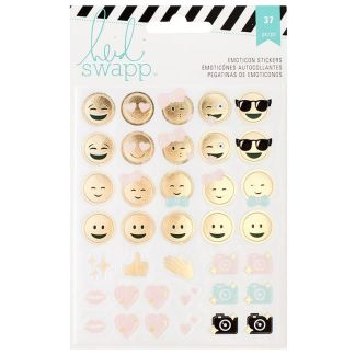 Stickers Emoticons Memory Planners Heidi Swapp