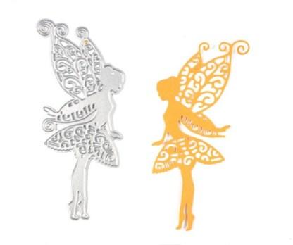 Troquel Fairy  Girl (Hada)