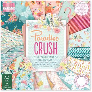 Kit de Papeles Paradise Craft, Hobby Craft