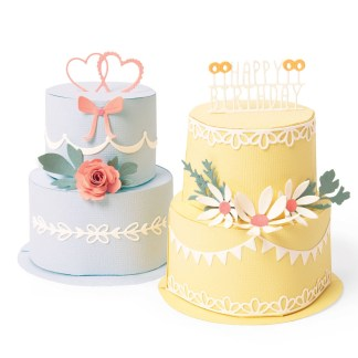 Thinlits Cake Pop Up, Sizzix