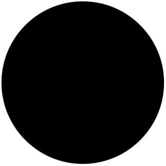 Vinilo Adhesivo Color Negro Brillo