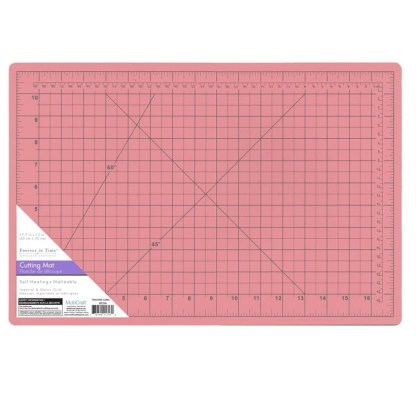cutting mat 30X45CM forever in time