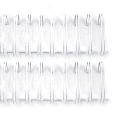 Set Espirales Color Blanco