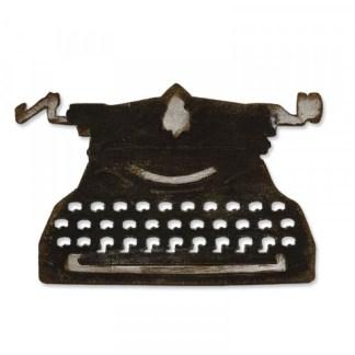 Bigz Máquina de Escribir Vintage, Sizzix