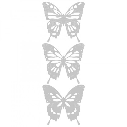 Thinlits Intricate Wings, Sizzix