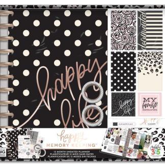 """Kit 12 meses Happy Planner """"Happy Life"""", Me & My Big Ideas"""
