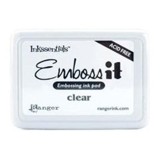 Embossing Ink Clear Inkssentials