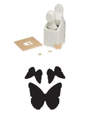 Perforadora Marthas Stewart, Mariposas 3 en 1