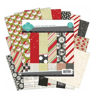 Paper Pad Believe Collection, Christmas, Heidi Swapp