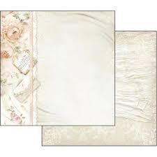 Ceremony Paper Pad Stamperia