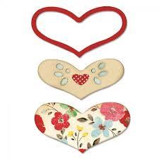 Bigz Hearts, True Affections, Sizzix