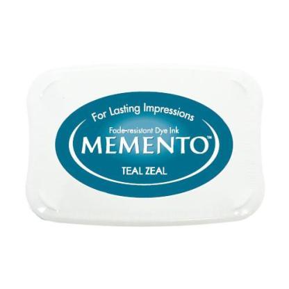 Tinta Memento Teal Zeal