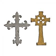 BigZ Ornate Crosses, Sizzix