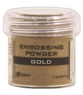 Polvos para Embossing, Gold