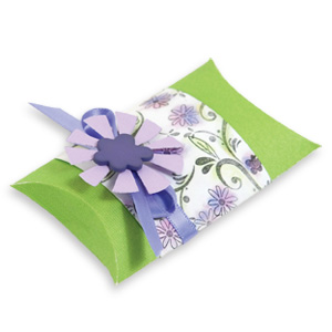 Bigz Sizzix Pillow Box
