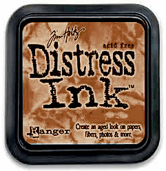Tinta Distress, Brushed Cordury, Tim Holtz