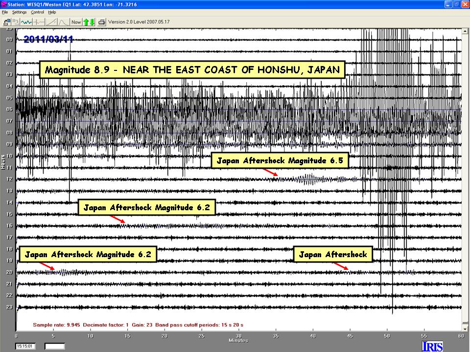 Lo que hay que saber sobre el terremoto y tsunami en Japón (2/6)