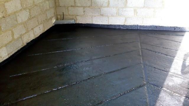 Teated floor