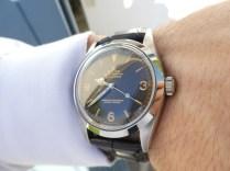 Rolex Explorer 1016 gilt dial calibre 1570