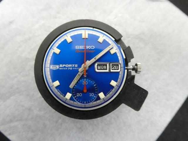 Speedtimer 5 Sport 70 meter proof 6139