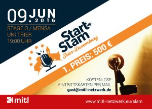 StartupSlam Uni Trier