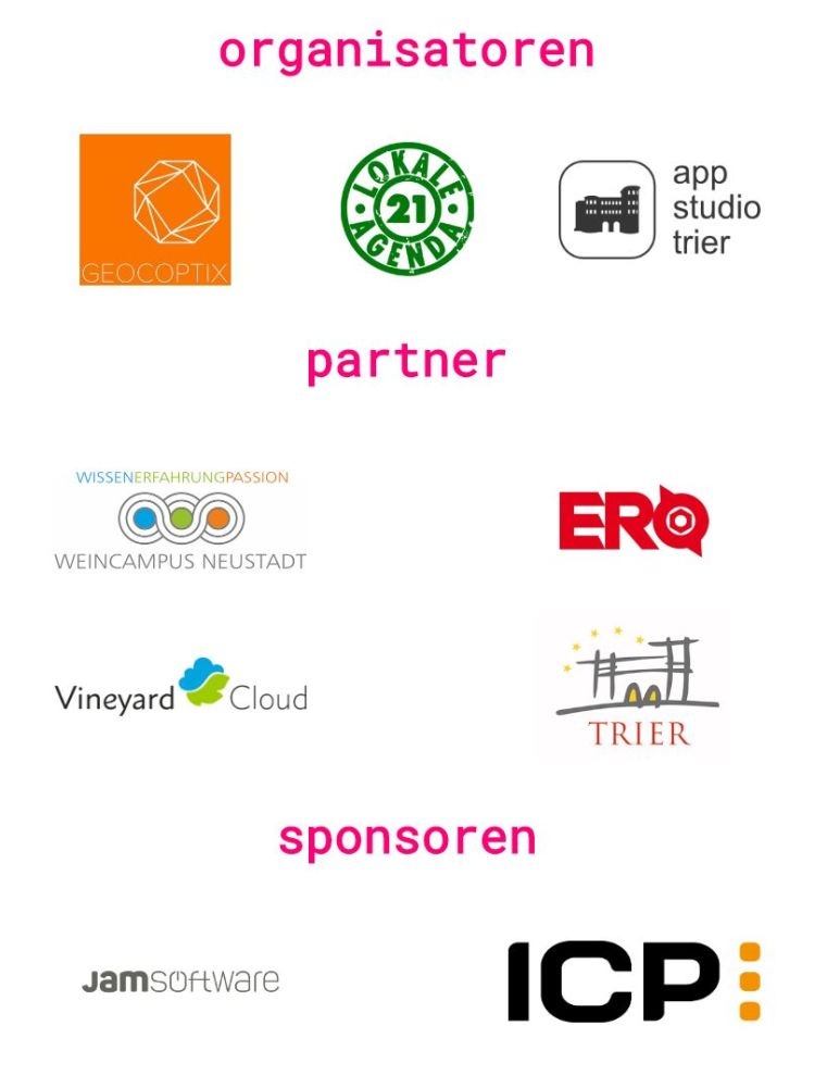 Organisatoren, Sponsoren & Partner