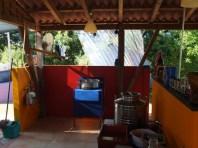 Solarküche im Solarvillage