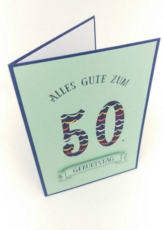 Stampin' Up Berlin Geburtstagskarte Mann Runder Geburtstag 2 mitliebeundpapier.wordpress.com