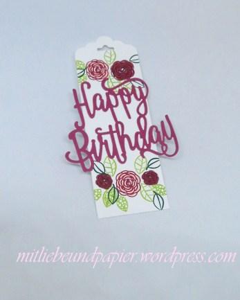 Stampin' Up Geschenkanhänger Thinlits Happy Birthday Alles Liebe Geburtstagskind 2 mitliebeundpapier.wordpress.com