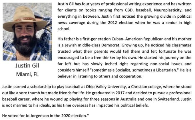 Justin Gil