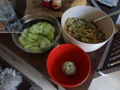 Salate_Kräuterbutter