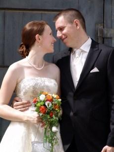 Hochzeits Foto-Shooting