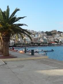 Hafen von Sitia.