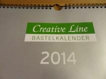 Material: Bastelkalender