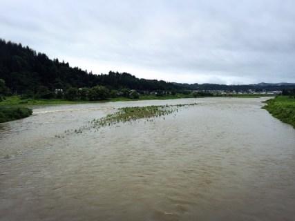 魚野川と破間川
