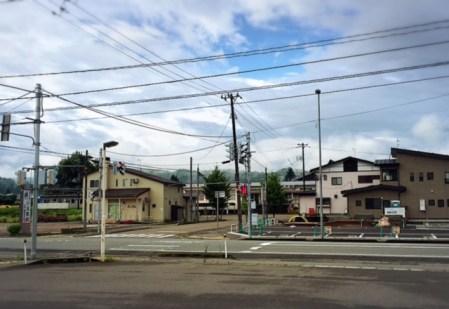 堀之内駅周辺